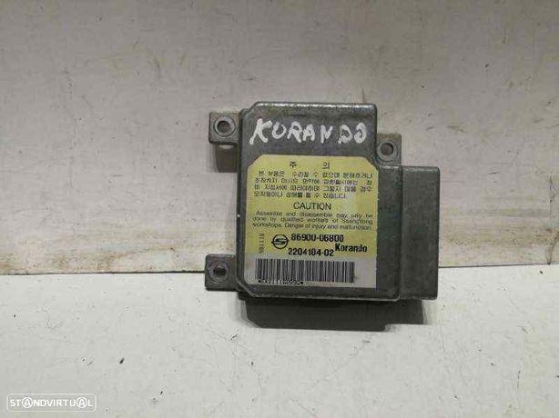 8690006800 Centralina airbags SSANGYONG KORANDO (KJ) 2.3 TDiC 4x4