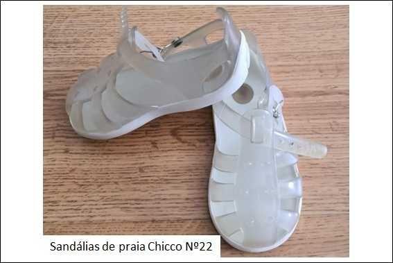 Sapatos Ténis Sapatilhas e Sandálias Bebé e Criança (vários tamanhos)