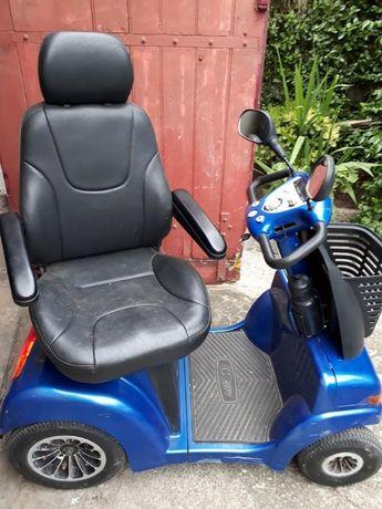Scooter de mobilidade reduzida USADA - com Baterias Novas