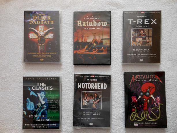 Rock I Metal na DVD.