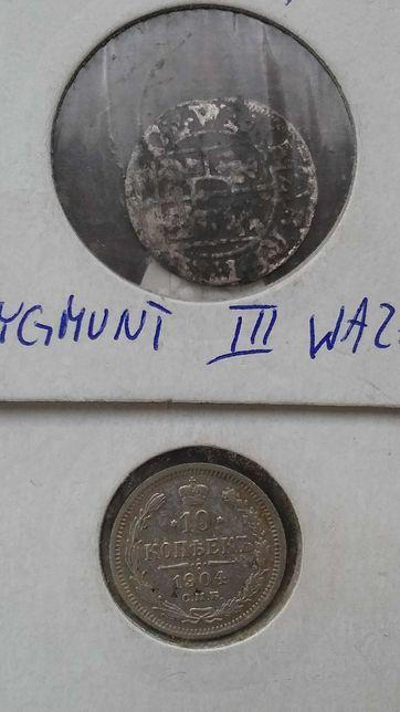 Zamienię monety na banknoty