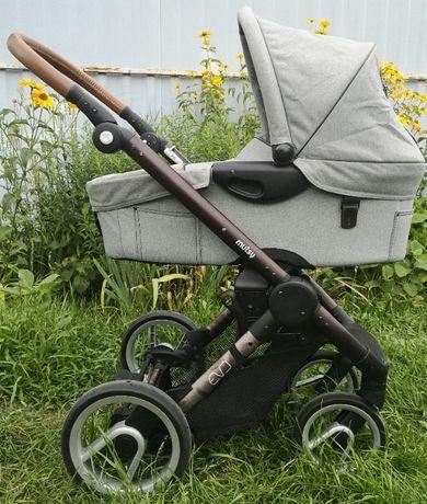 Детская коляска универсальная 2 в 1 Mutsy EVO