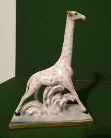 Rara girafa Art Déco da Sociedade de Porcelanas de Coimbra