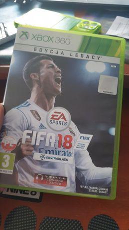 FIFA 18 PL Xbox 360 Edycja Legancy