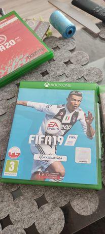 FIFA 19+17gratis Xbox one
