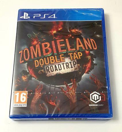 Gra Zombieland Double Tap Road Trip PS4 PS5 Nowa Folia Playstation 4 5