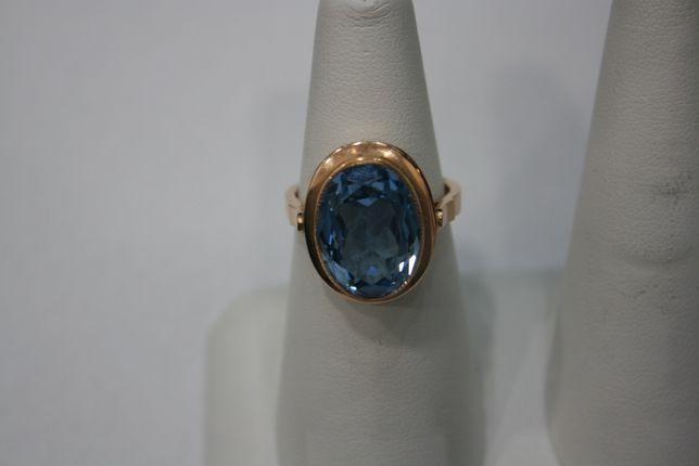 Złoty pierścionek WARMET p.585 nr K24/08/2020 ZAK