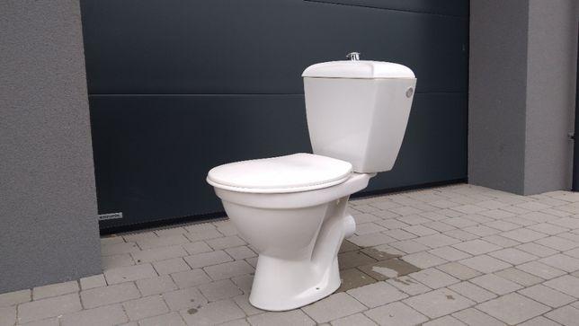 Kompakt WC z deską