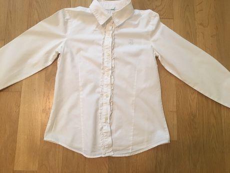 Рубашка блузка Benetton рост 130