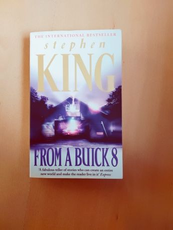 From a Buick 8 Stephen King