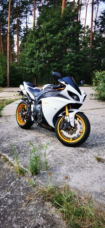 Yamaha R1 rn22 Perfekcyjny stan
