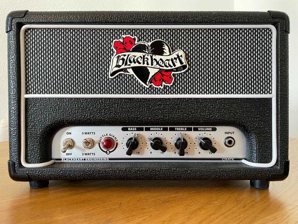 Amplificador Blackheart Little Giant BH5H Head