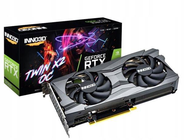 KARTA Inno3D GeForce RTX 3060 Twin X2 OC DDR6