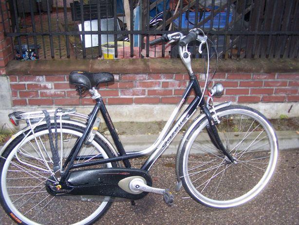 Rower damsko męski miejski Gazelle