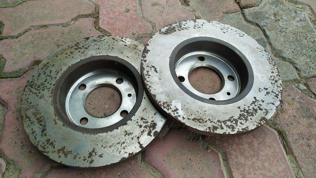 Тормозні диски VW