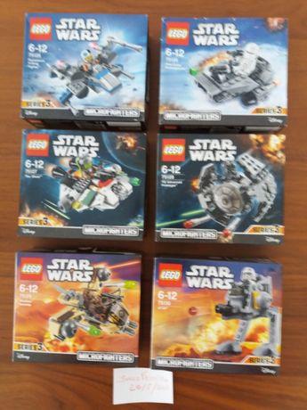 Lego star wars microfighters serie 3. Selados. OFERTA DE POLYBAG