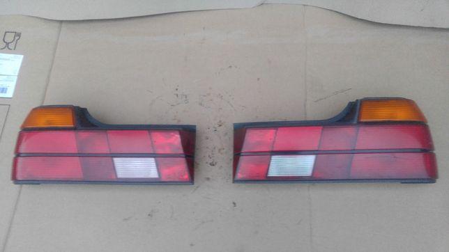 BMW e32 lampy tylne wsteczne cofania