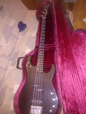 Gitara basowa mensfeld Bas 2 specjal