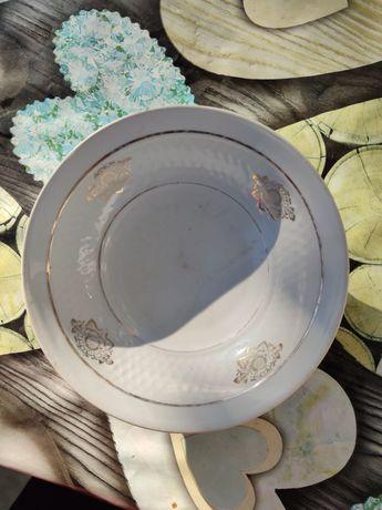 Тарілка супова глибока салатник