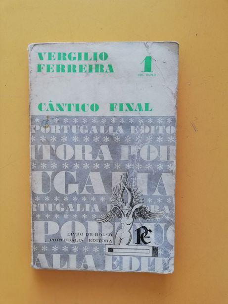 Cântico Final de Vergílio Ferreira