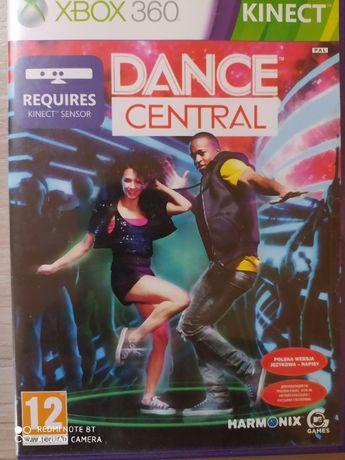 Dance Central Pl X-Box 360