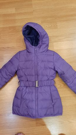 Куртка 104-110 пуховичок