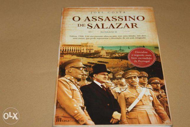 O Assassínio de Salazar de Joel Costa