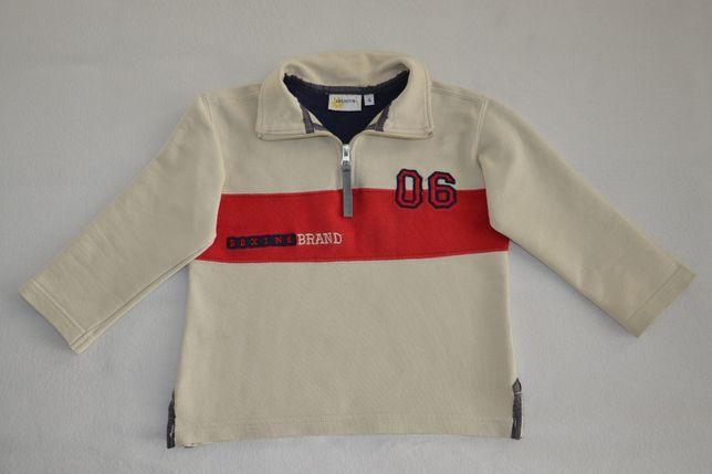 Ipuntini włoska bluza dresowa stan idealny jak nowa 4 lata 104 / 110