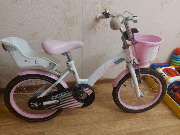 Детский велосипед crosser kids bike от 4 до 7 лет