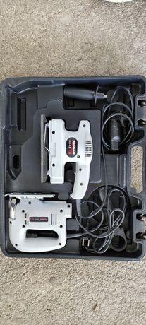 Lixadeira e serra Tico Tico