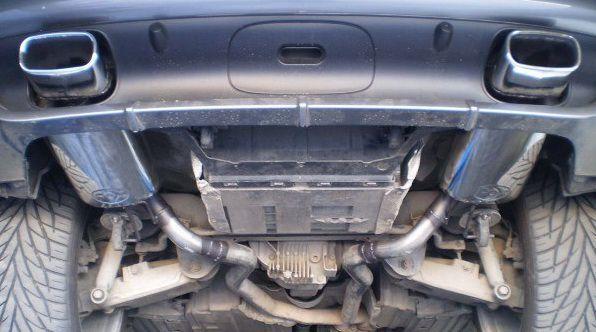 Ремонт глушителя, выхлопных систем автомобилей (глушителей и др.).