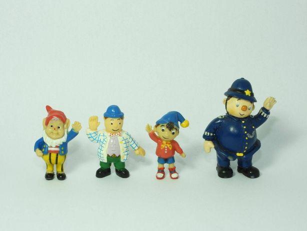 4 Figuras de coleção Noddy