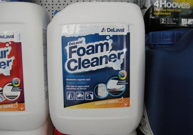 DeLaval FOAM CLEANER - zasadowa piana do mycia powierzchni 5l