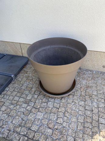 Vaso Artevasi 60cm c\ prato