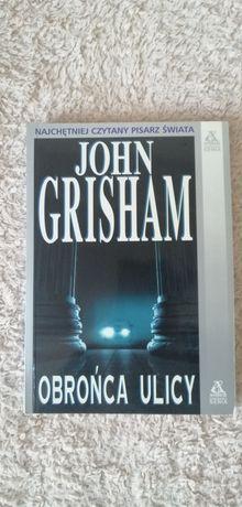 "John Grisham ""Obrońca ulicy"""