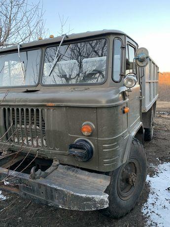 ГАЗ-66 в хорошем состоянии