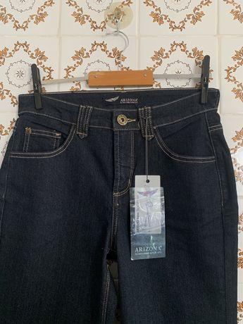 Женские новые джинсы Arizona 42 размер купить