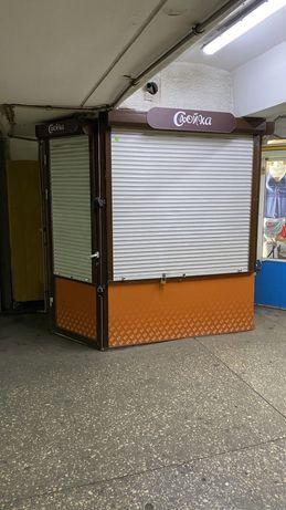 Сдам в аренду киоск в метро