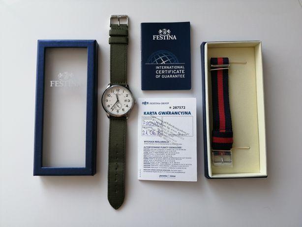 Zegarek Festina używany