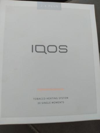 Pudełko po Iqos 2.4 plus limitowana edycja