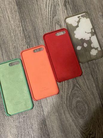 Чехлы на iphone 8+