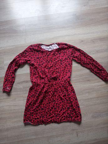 Sukienka dziewczeca smyk 158