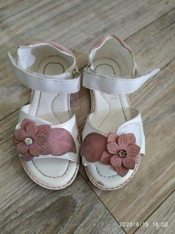 Sandały dziewczęce NelliBlu rozmiar 28