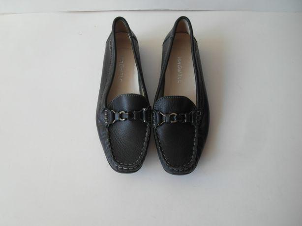 Туфли Van Dal р.37,5 длина стельки 23,5 см.