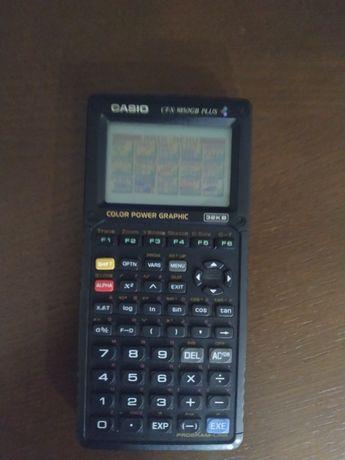 Máquina CASIO CFX- 9850GB PLUS