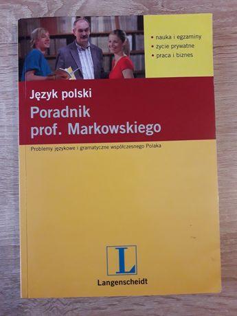 Język polski, poradnik prof. Markowskiego