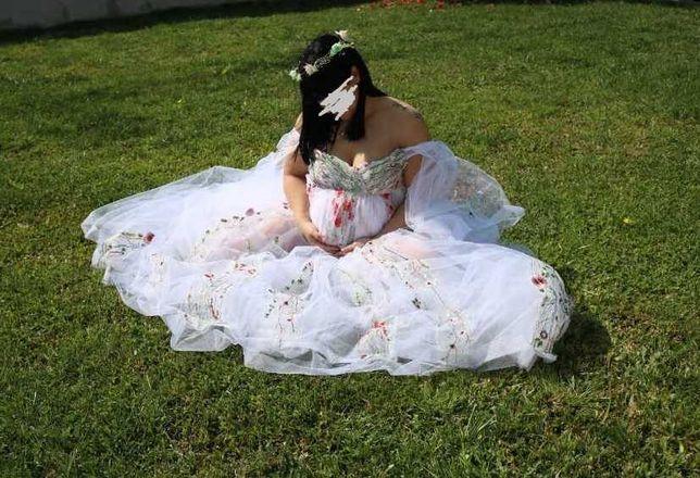 Vestido maternidade / cerimónia