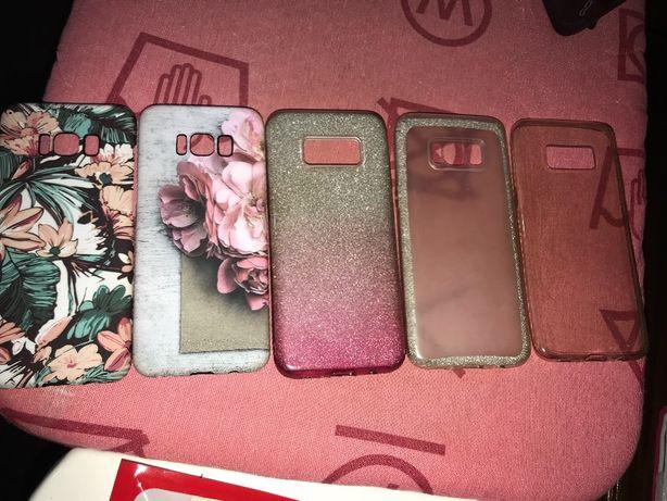 Vendo capas Samsung S8
