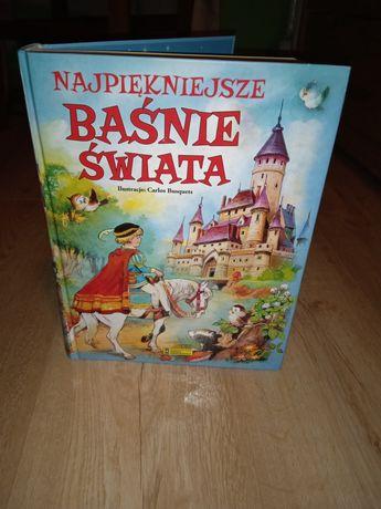 Książka dla dzieci Baśnie Świata