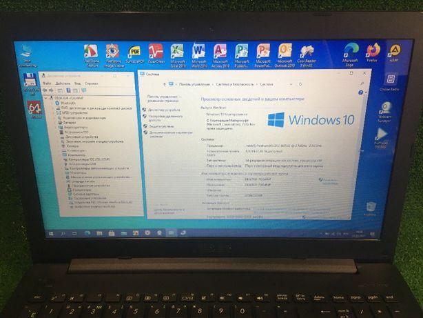 """Asus X553MA 15.6"""" Pentium N3530/ DDR3 8gb/SSD 256gb/intel hd 2gb"""